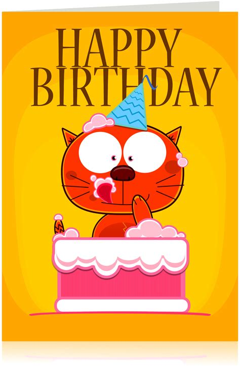 comic birthday card template saniqk design studio happy birthday greeting card