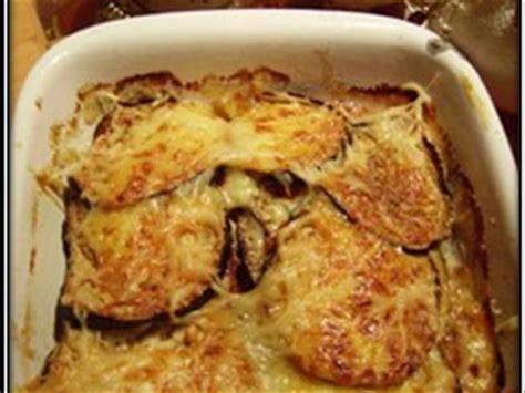 cuisiner aubergine rapide recette gratin 233 d aubergine ch 232 vre et tomates facile et