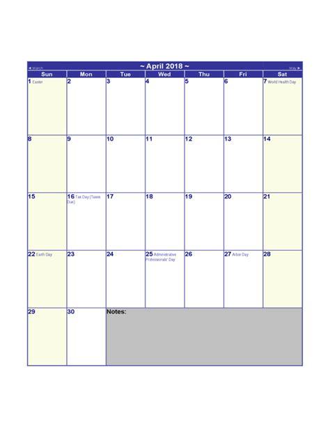 Calendars Are Us 2018 Us Calendar Free