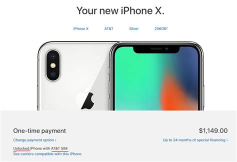 T Iphone X Iphone X Unlocked On At T Macrumors Forums
