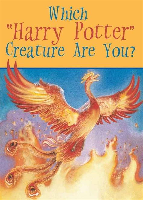 which quot harry potter quot creature are you buzzfeed quizzes