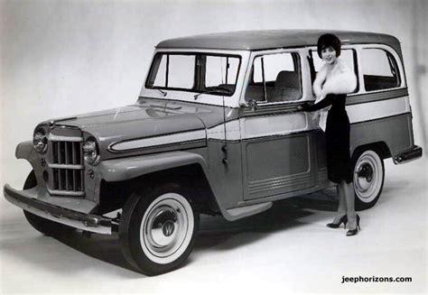 1950 Jeep Willys Wagon Jeep Horizons 1950 Willys Jeep Station Wagon