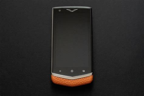 vertu phone cost vertu constellation review half the price twice the