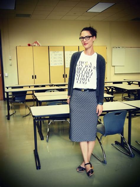 High School Wardrobe by 25 Best Ideas About Style On Teaching
