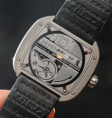 Seven Friday M Series Meliala sevenfriday m2 review ablogtowatch