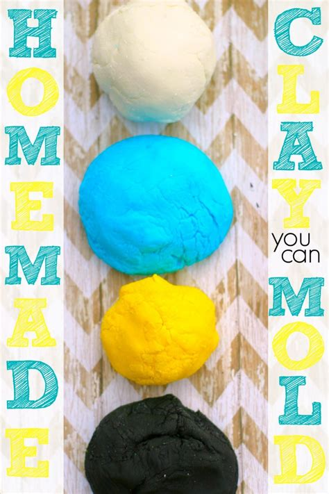 how to make clay how to make clay