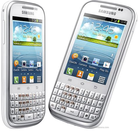 Handphone Samsung Galaxy Chat samsung galaxy chat b5330 pictures official photos
