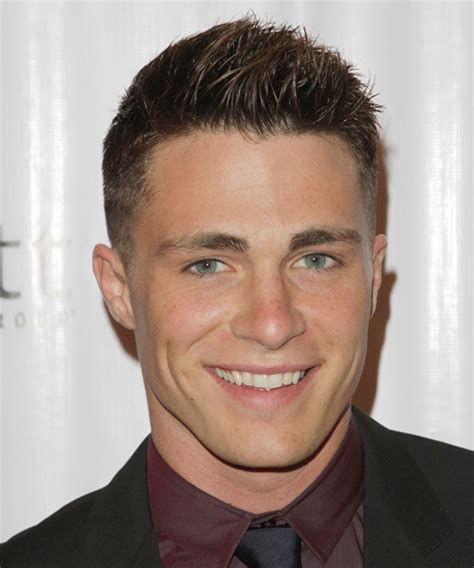 boys haircut clipper number colton haynes short straight formal hairstyle dark