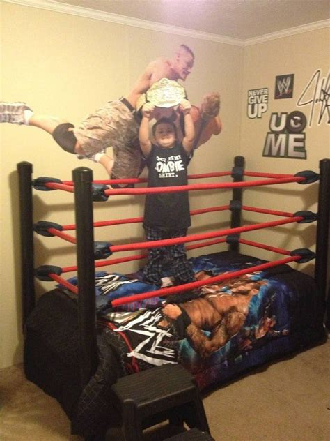 wrestling decorations for bedroom 1000 ideas about wwe bedroom on pinterest boy girl