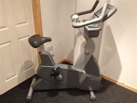 life cycle 4500 exercise bike fitness 95ci cycle reconditioned lifefitness warranty