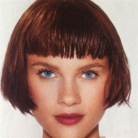 Pictures Of A Dutch Haircut | dutch boy hair cut beautiful and blunt hair