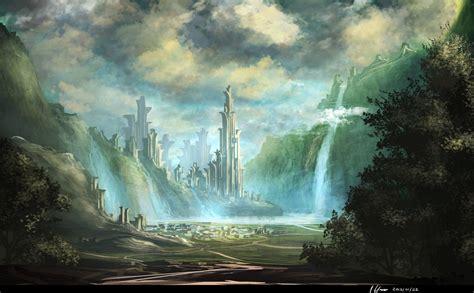 Landscape Deviantart Landscape By Jonathandufresne On Deviantart