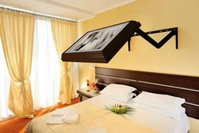 creative tv mounts creative tv storage ideas lovetoknow