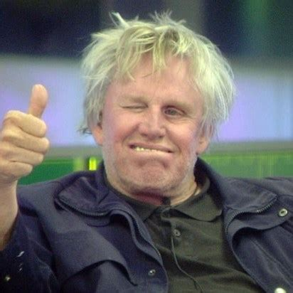 Thumbs Up Meme - gary busey thumbs up meme generator