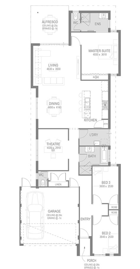 camden floor plan the camden 3 bed 2 bath 10m home design from 164 990