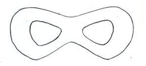 incredibles costume tutorial mask template templates