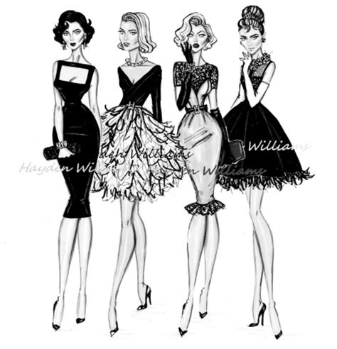 fashion illustration rates hayden williams viviannesblog