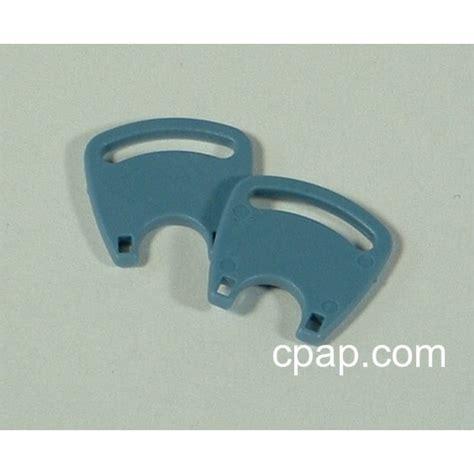 comfort curve cpap mask cpap com comfortcurve headgear clips 4 pack
