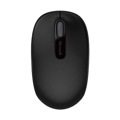 Mouse Wireless Biasa jual microsoft 1850 u7z 00010 black wireless mouse