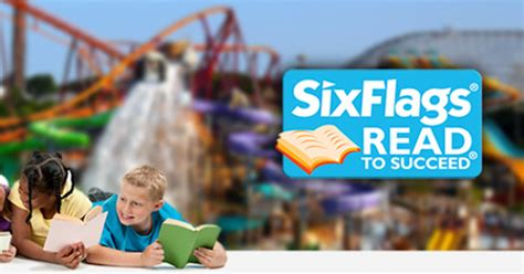 Six Flags Sweepstakes 2017 - free 2017 18 six flags read to succeed program free product sles