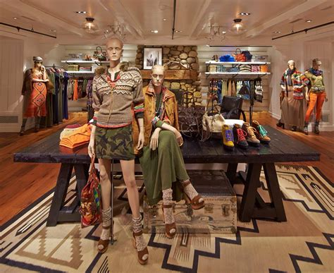 Home Decor Stores Uk ralph lauren s first polo flagship store opens in new york