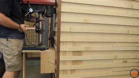 french cleat wall loft  jackman works