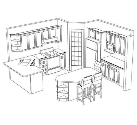 draw my kitchen layout new kitchens cucina kitchens