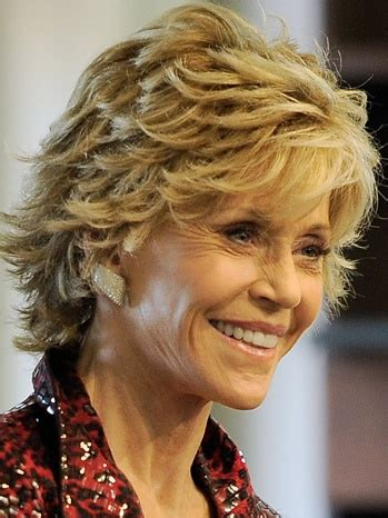 are fonda hairstyles wigs or own hair 32 best images about jane fonda on pinterest