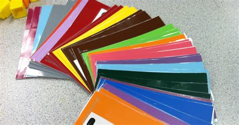 Pic 12c508a 04 P Chip kindergarten lifestyle paint chip cards for the word wall
