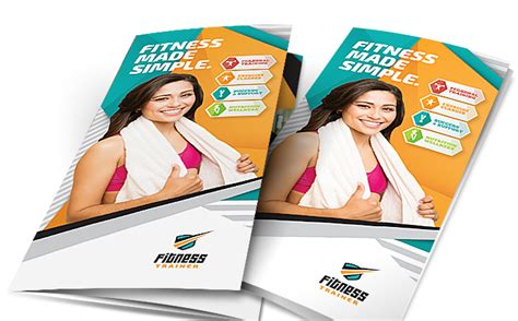 tri fold brochure designs business brochure templates