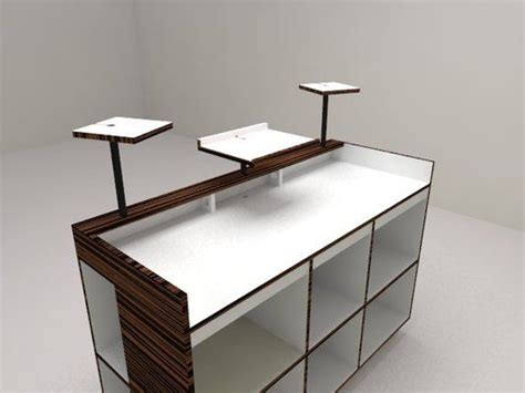 rendering of the proposed dj table record storage