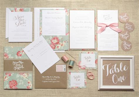 wedding invite inspiration vintage floral cotton wedding invitation inspiration