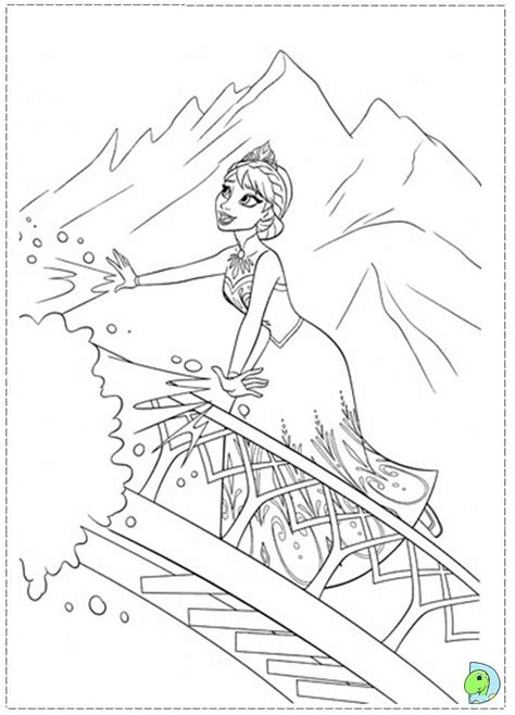 coloring pages let it go elsa let it go worksheets coloring pages and school