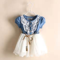 Dresses kids lace dress for girl red girls clothes from reliable dress