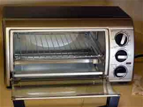 Black And Decker Countertop Oven Tro480bs by Black And Decker Toaster Oven Notes
