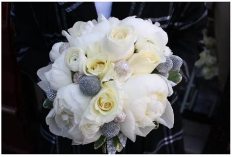 new year white flower new year s wedding at scottsdale resort and conference