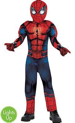 spiderman costumes kids adults spiderman halloween
