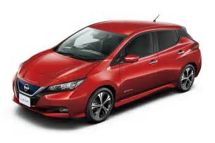 Weight Of Nissan Leaf The All New Zero Emission 2018 Nissan Leaf Revealed Autobics