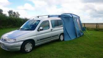 citroen berlingo with removable cer conversion in
