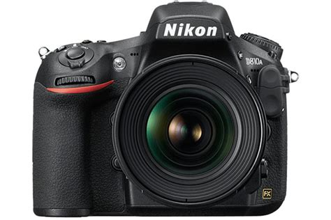 nikon frame models nikon introduces d810a for astrophotographers and new