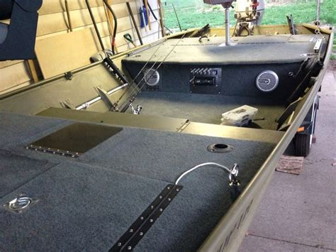 duck boat stereo 460 best images about jon boat on pinterest bass boat