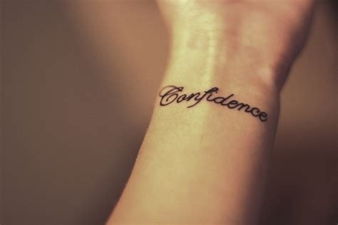 tattoo quotes confidence tumblr image 809981 by marco ab on favim com
