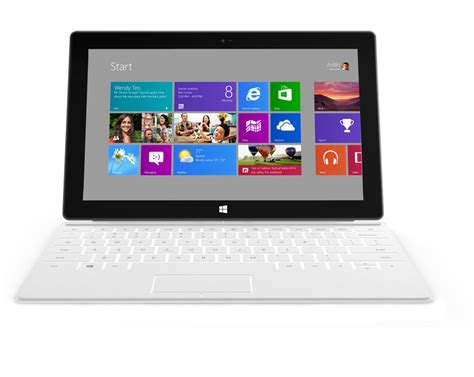 Microsoft Surface Rt microsoft surface tablet details revealed slashgear