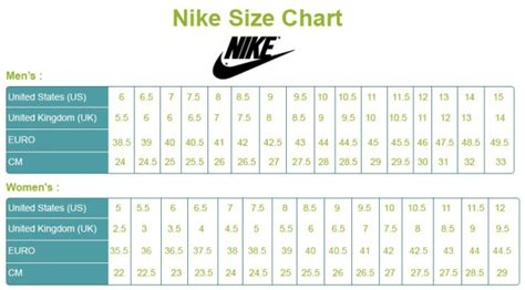 printable shoe size chart nike 21 wonderful men and women shoes chart playzoa com