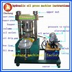 Image result for Easy To Operate Hydraulic Oil Press Cotton Seed Oil Press Oil Press Machine