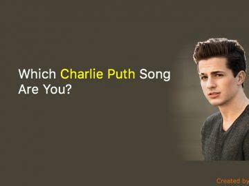 charlie puth first song which tori amos album are you quiz quiz for fans