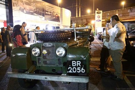 land rover malaysia land rover owners malaysia prove ruggedness of defender