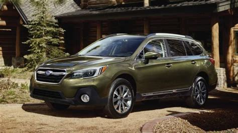 2020 Subaru Outback Wagon by New Generation 2020 Subaru Outback Concept And Redesign