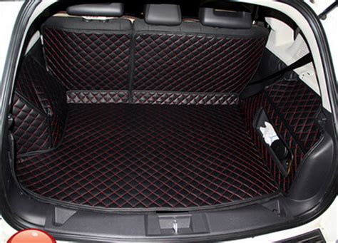 Waterproof Jeep Interior New Special Trunk Mats For Jeep Patriot 2015 2009