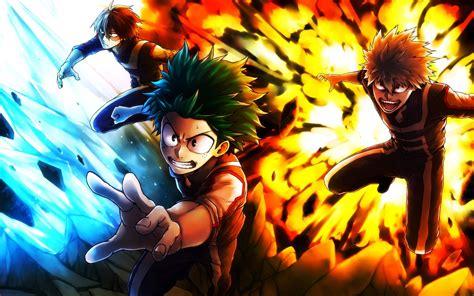 my hero academia 2 841669351x my hero academia izuku aux avants postes dans l 233 pisode 3 de la saison 2 zone actu japan